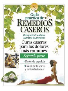 Remedios Caseros – mayo 2021