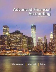 Advanced Financial Accounting, 10 edition (repost)