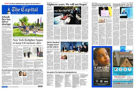 The Capital – September 12, 2019