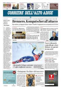 Corriere dell'Alto Adige – 12 gennaio 2020