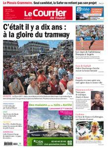 Le Courrier de l'Ouest Angers – 25 juin 2021