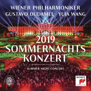 Gustavo Dudamel, Yuja Wang & Wiener Philharmoniker - Sommernachtskonzert 2019 / Summer Night Concert 2019 (2019)