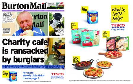 Burton Mail – October 11, 2018