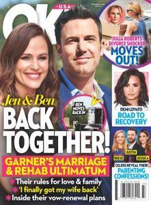 OK! Magazine USA - September 10, 2018