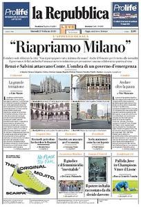 la Repubblica - 27 Febbraio 2020