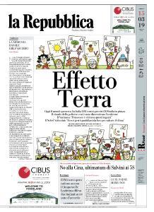 la Repubblica - 15 Marzo 2019