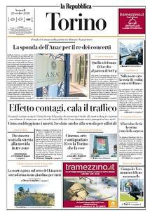 la Repubblica Torino - 23 Ottobre 2020