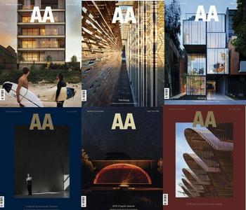 Architecture Australia - Full Year 2018 Collection