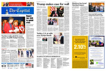 The Capital – January 09, 2019