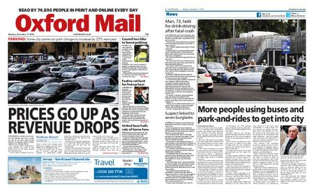 Oxford Mail – December 17, 2018