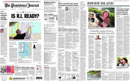 The Providence Journal – September 19, 2017