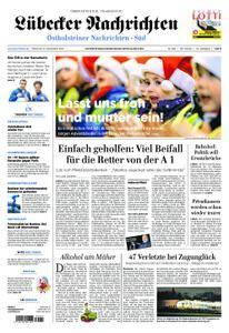 Lübecker Nachrichten Ostholstein Süd - 06. Dezember 2017
