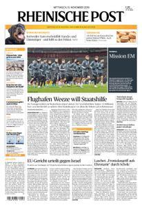 Rheinische Post – 13. November 2019