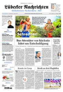 Lübecker Nachrichten Ostholstein Süd - 10. Januar 2019