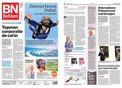 BN DeStem - Bergen op Zoom – 02 februari 2018