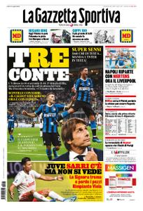 La Gazzetta dello Sport – 15 settembre 2019