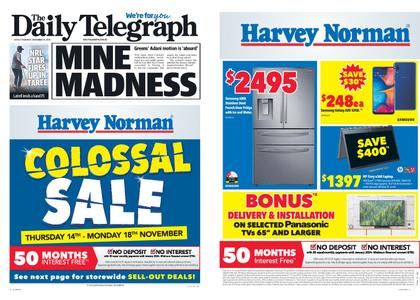 The Daily Telegraph (Sydney) – November 14, 2019
