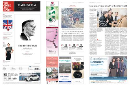 The Globe and Mail – March 16, 2019