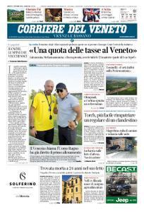 Corriere del Veneto Vicenza e Bassano – 13 ottobre 2018