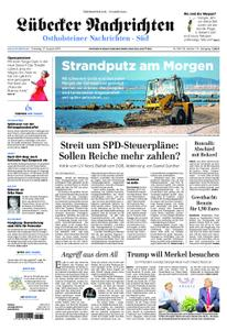 Lübecker Nachrichten Ostholstein Süd - 27. August 2019