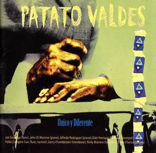 Patato Valdes - Unico Y Diferente (1997) {Connector}