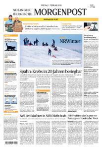 Solinger Morgenpost – 01. Februar 2019
