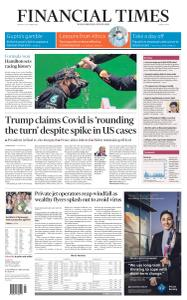 Financial Times Middle East - October 26, 2020