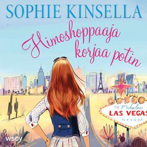 «Himoshoppaaja korjaa potin» by Sophie Kinsella