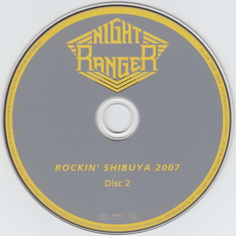Night Ranger - Rockin' Shibuya 2007 (2008)
