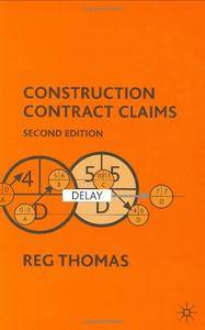 Construction Contract Claims (Repost)