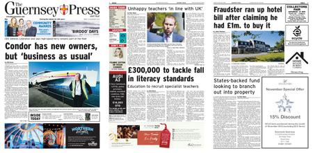 The Guernsey Press – 15 November 2019