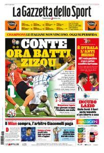 La Gazzetta dello Sport Roma – 28 ottobre 2020