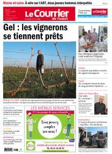Le Courrier de l'Ouest Cholet – 24 mars 2020