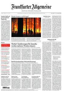 Frankfurter Allgemeine Zeitung F.A.Z. - 17. Oktober 2017
