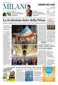 Corriere della Sera Milano - 8 Dicembre 2017
