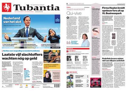 Tubantia - Enschede – 25 juni 2020