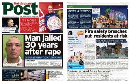 Nottingham Post – November 28, 2018