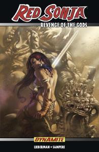 Dynamite-Red Sonja Revenge Of The Gods 2020 Hybrid Comic eBook