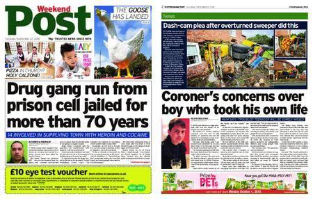 Nottingham Post – September 22, 2018