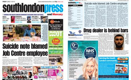 South London Press – June 14, 2019