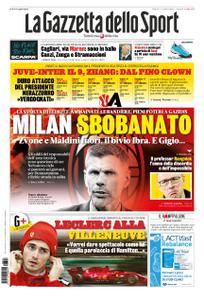 La Gazzetta dello Sport Sicilia – 03 marzo 2020