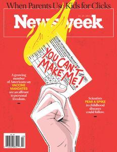 Newsweek USA - October 15, 2021