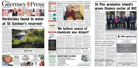 The Guernsey Press – 16 November 2019