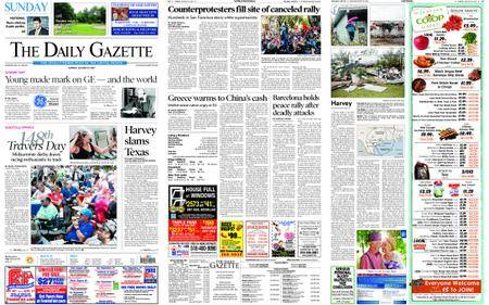 The Daily Gazette – August 27, 2017