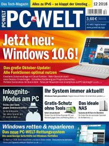 PC-Welt - Dezember 2018