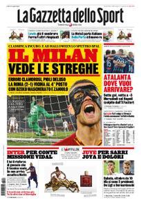 La Gazzetta dello Sport – 28 ottobre 2019
