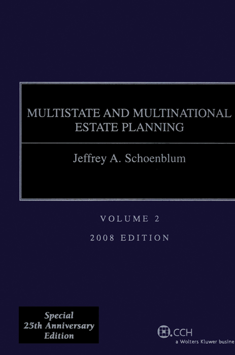 Multistate and Multinational Estate Planning Vol. 02