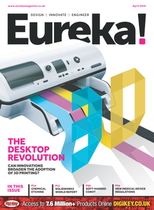 Eureka Magazine - April 2019