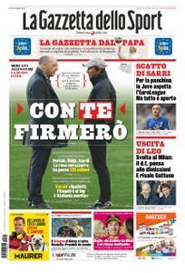 La Gazzetta dello Sport Puglia – 21 maggio 2019
