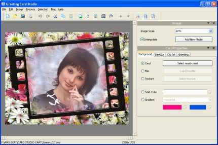 AMS Greeting Card Studio v1.85 Portable